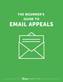 Guide to fundraising email appeals