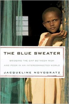 Must-read book, The Blue Sweater