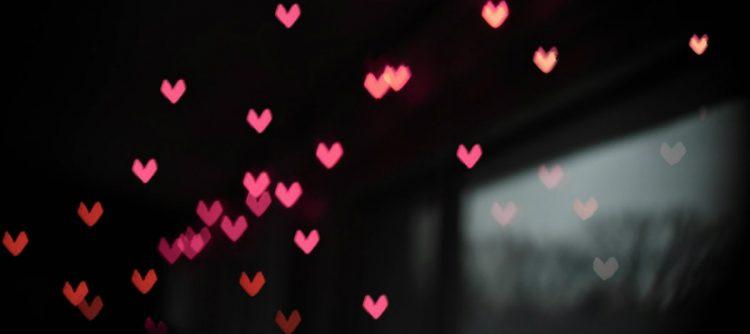 valentines day lights