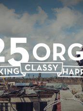 25 orgs making Classy happen