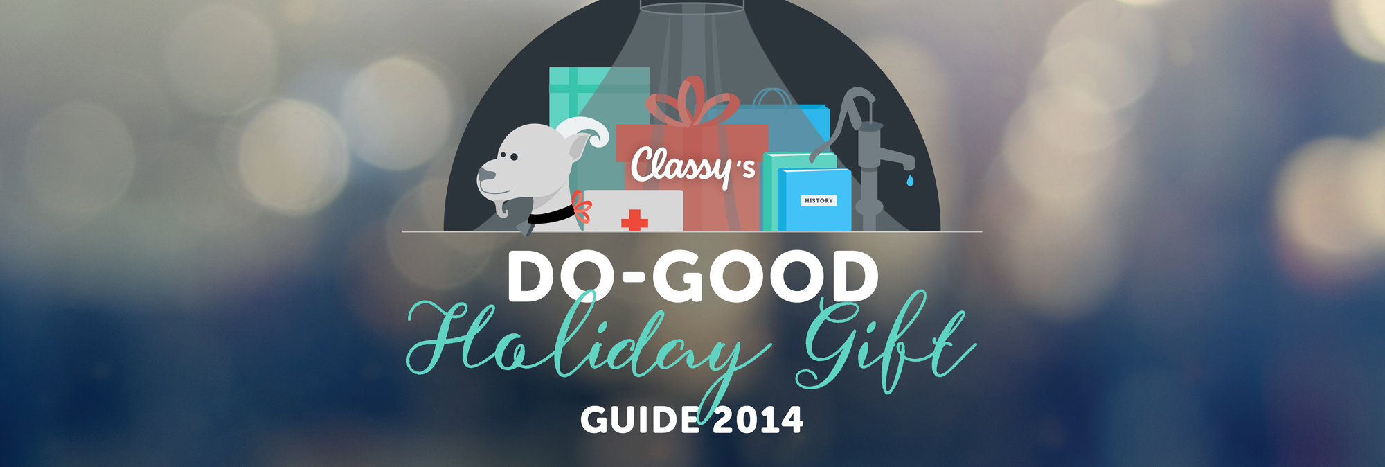 do-good holiday gift guide 2014
