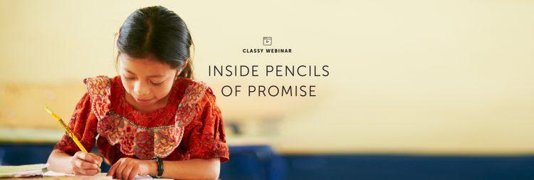 Pencils of Promise Nonprofit CRM Webinar