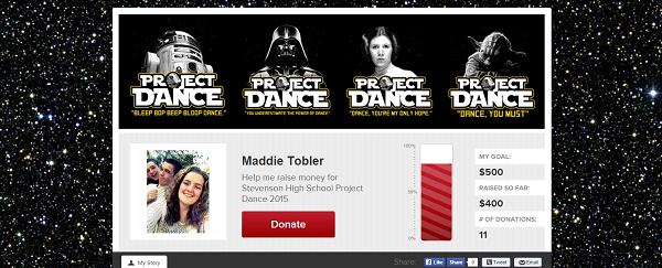custom donation forms