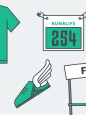 run/walk race day roadmap