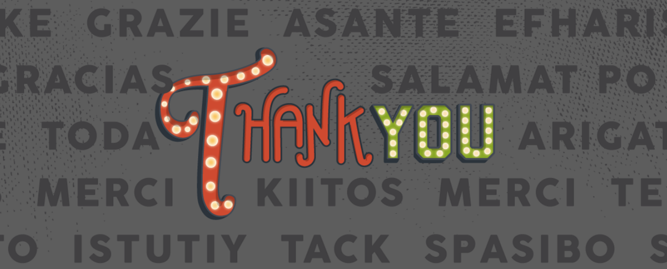 infographic  the ultimate thank you for nonprofits