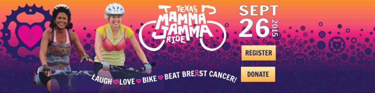 Texas Mamma Jamma Ride