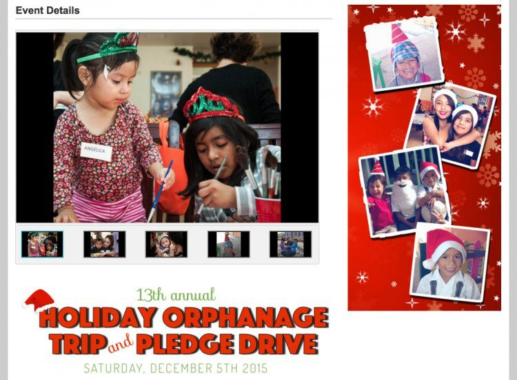 Holiday Pledge Drive