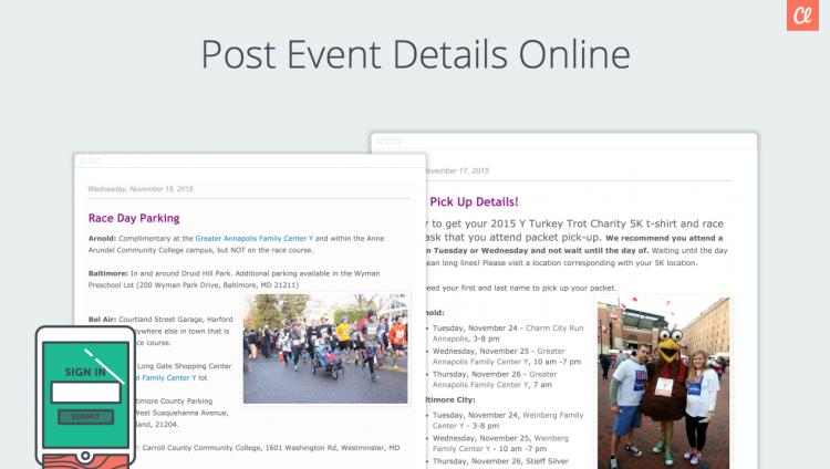 5K run/walk webinar updates