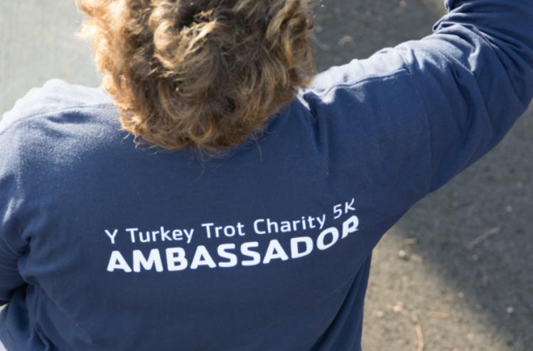 5K run/walk webinar ambassador