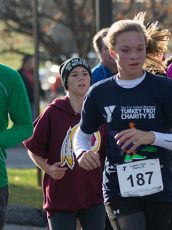 Y in Central Maryland Annual Turkey Trot