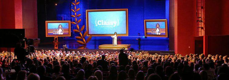 Classy Awards Ceremony