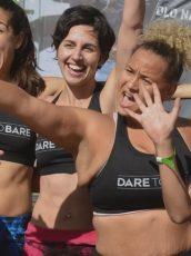 startup nonprofit movemeant foundation Dare to Bare event