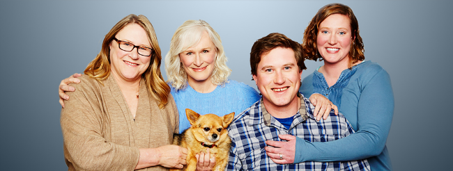 Glenn Close Family