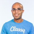Image of Julian Joseph, Classy for Salesforce Support Rep
