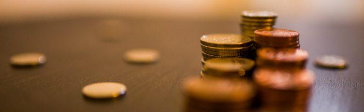 Coins Fundraising Header