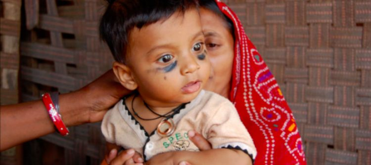 Khushi Baby crowdfunding campaign