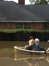 Louisiana Flood Relief Efforts
