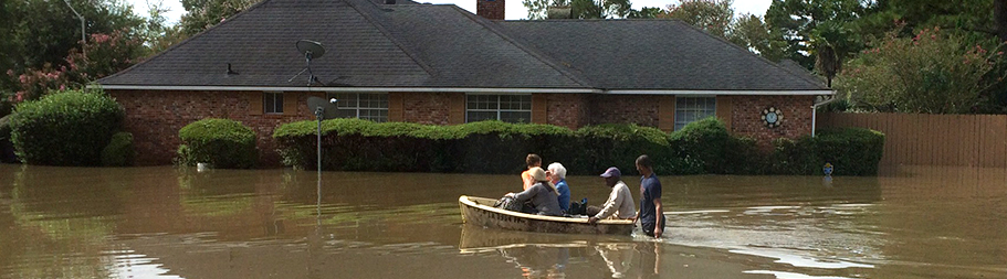Louisiana Flood Relief Efforts