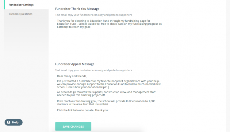 tips for creating peer to peer fundraising campaigns that shine classy