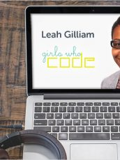Classy podcasts banner Girls who code guest promotion