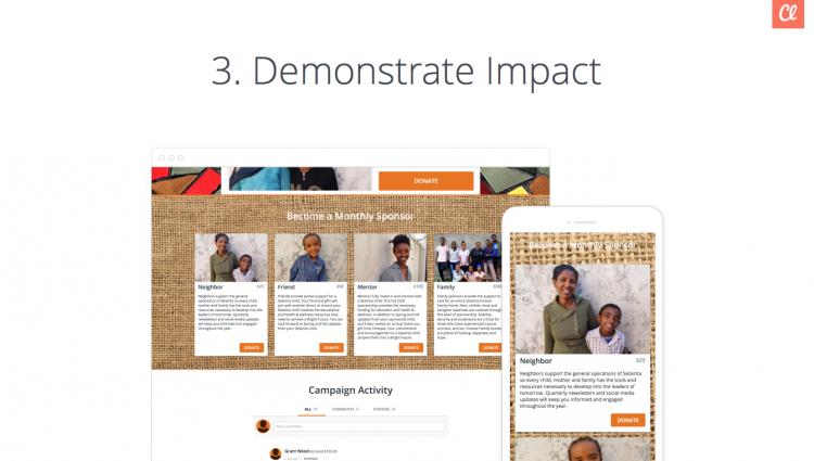 crowdfunding webinar impact slide