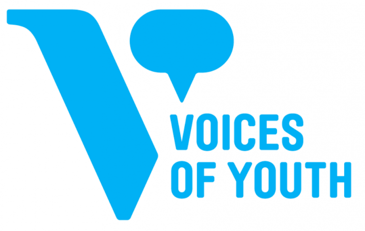 Voices of Youth nonprofit logo