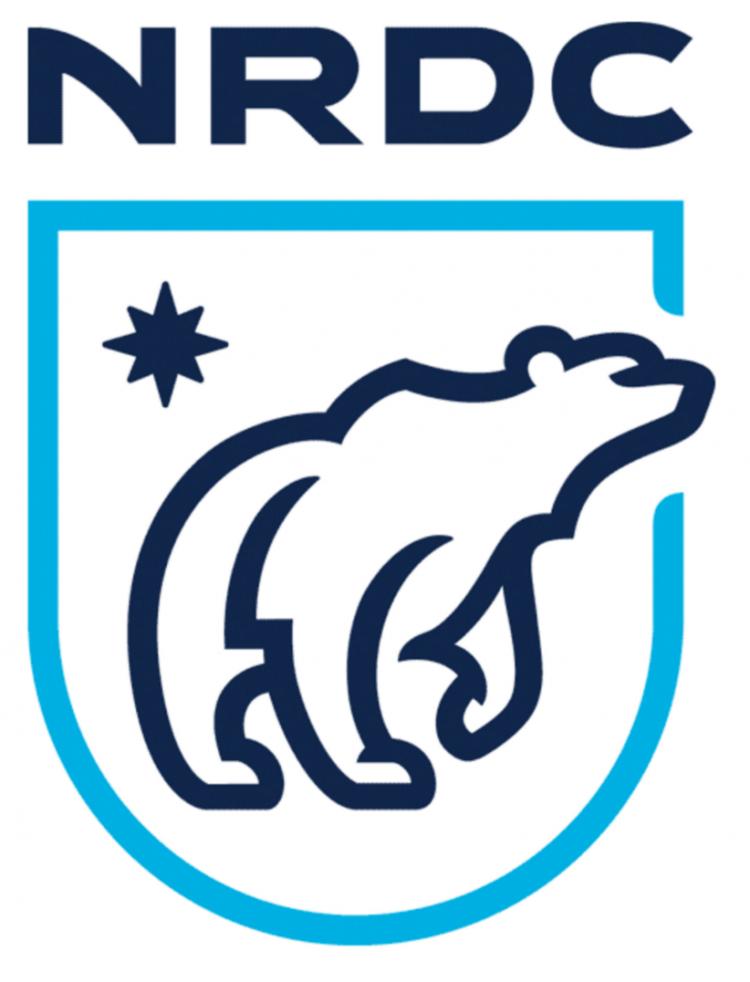 NRDC nonprofit logo