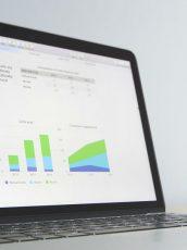 email metrics in graph