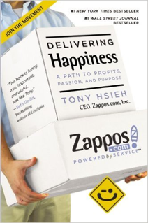 Delivering Happiness book club idea