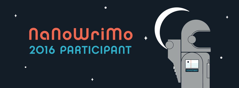 Nanowrimo Banner