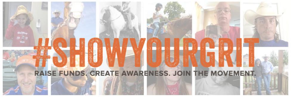 Show Your Grit Campaign