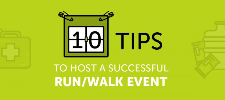 run/walk event
