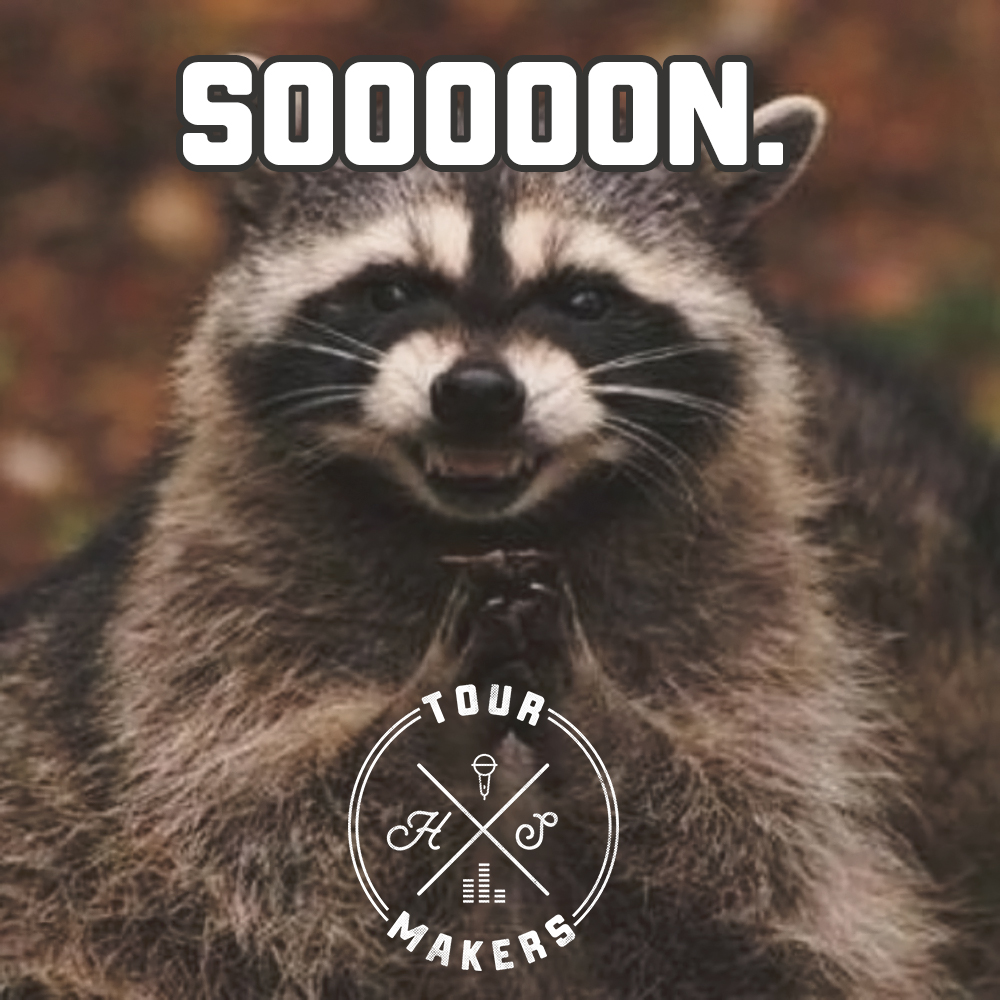 raccoon donor support