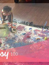 Art Start Classy 100 blog header