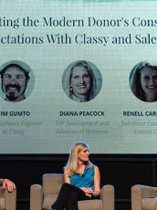 Image of Classy and Salesforce participants at Collaborative