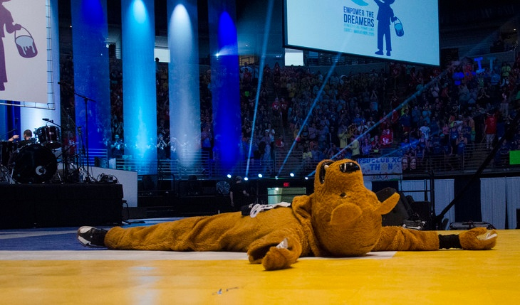 lennd penn state dance marathon bear
