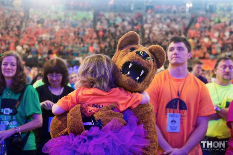 lennd penn state dance marathon executive mascot