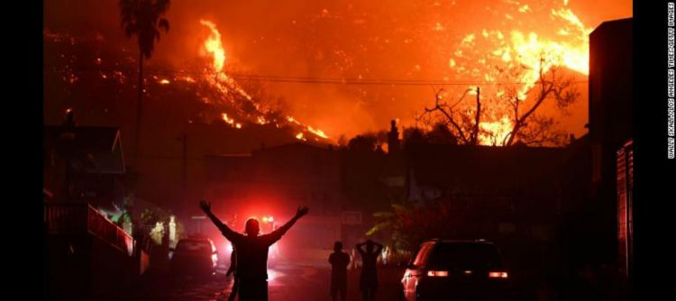 how to help southern california wildfires victims