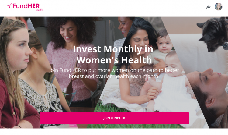 fundher recurring giving
