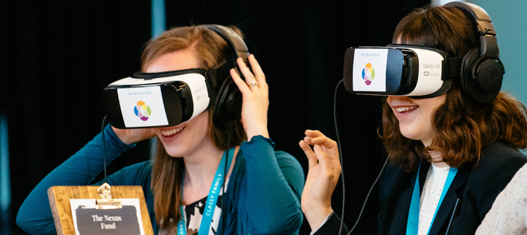 virtual reality for nonprofits