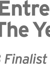 logo for the EY Entrepreneur of The Year 2018 Finalist