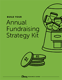 annual fundraising strategy