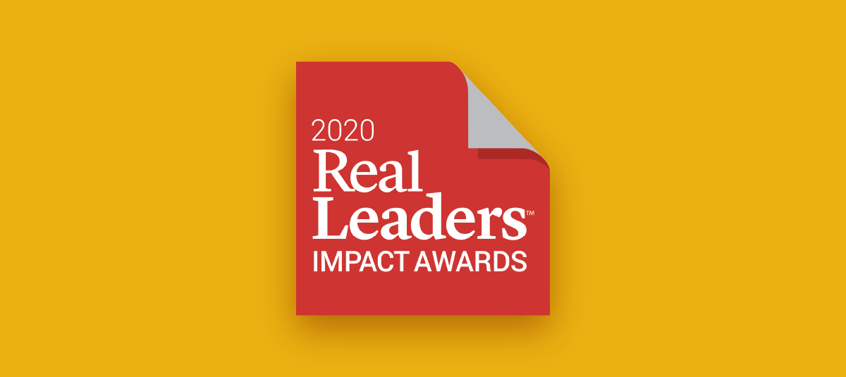 Real Leaders 100 Top Impact Company