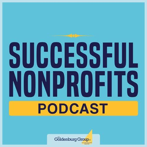 successful nonprofits podcast cover
