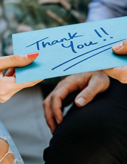 5 Unique Ways to Thank Recurring Donors