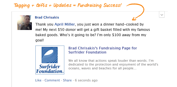 the most effective social fundraising techniques classy