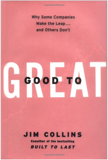 7 books nonprofit professionals must read classy good to great why some companies make the leapand others dont by jim collins fandeluxe Image collections