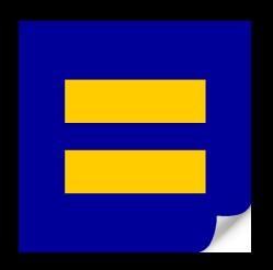 Equal Rights Symbol