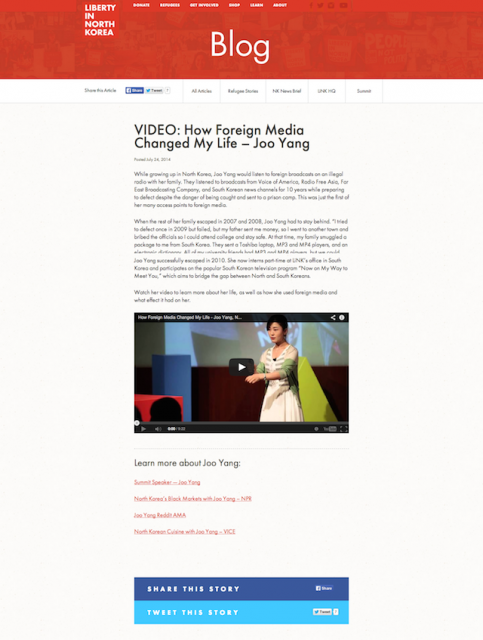 Blog Article Layout