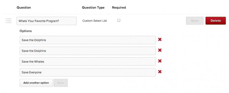 CustomQuestionReporting